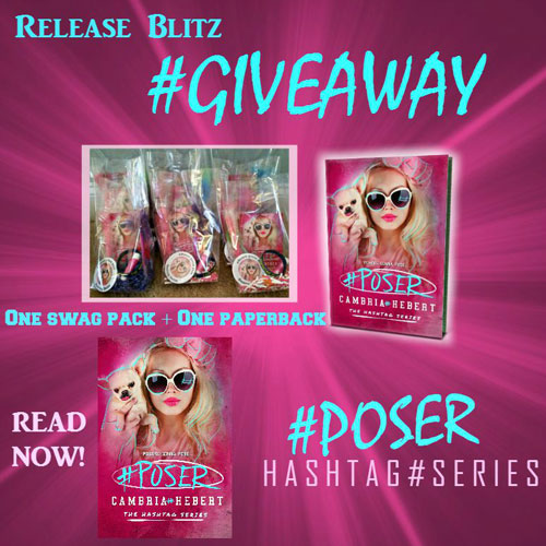#Poser giveaway