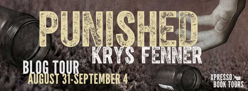 Tour banner Punished Krys Fenner