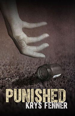 Punished book cover Krys Fenner