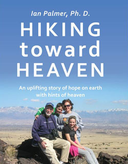 Book cover Hiking toward Heaven