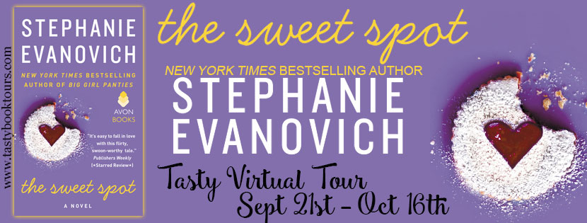 Stephanie Evanovich book banner
