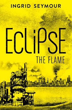 Eclipse the flame book cover