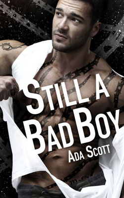 Book cover Ada Scott