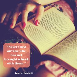 Book quote icon