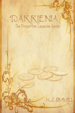 Darrienia Book cover