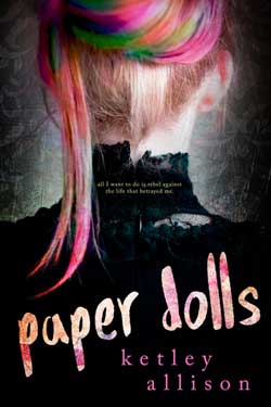 Paper dolls book cover