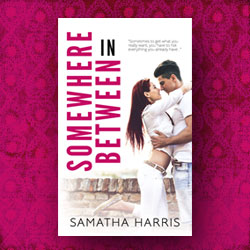 Samatha harris book