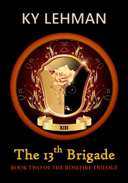 Book cover 13th Brigade