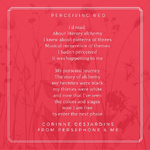 Persephone Red