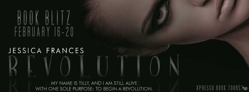 Revolution book tour banner
