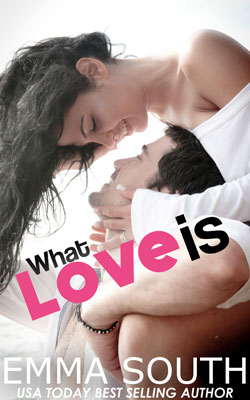 Emma South book cover What Love