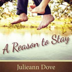 Reason to stay Julieann Dove