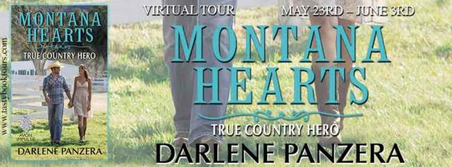 Montana Heart book tour banner