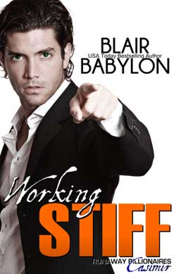 Book cover Working Stiff