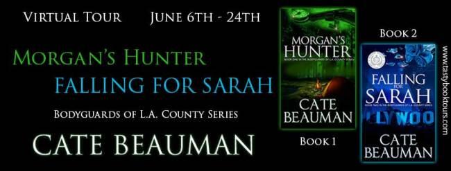 Cate Beauman book tour