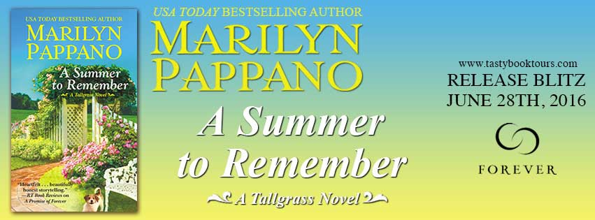 Marilyn Pappano blog tour