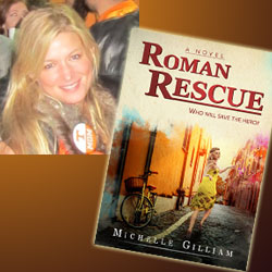 Michelle Gilliam blog tour