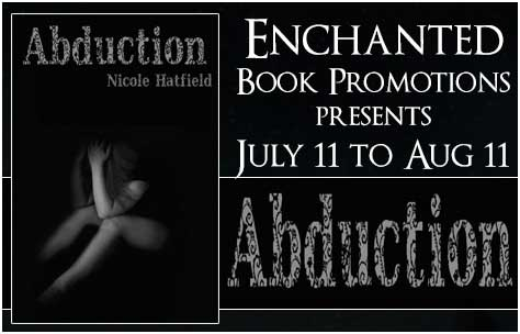 Abduction book banner