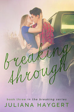 Breaking Through cover