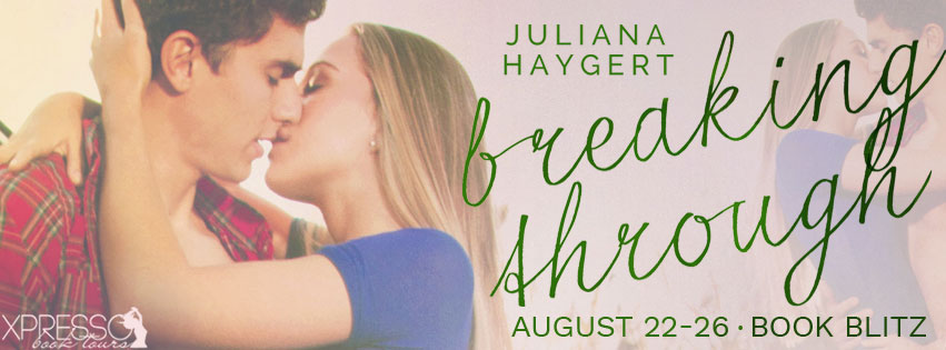 Juliana Haygert book tour