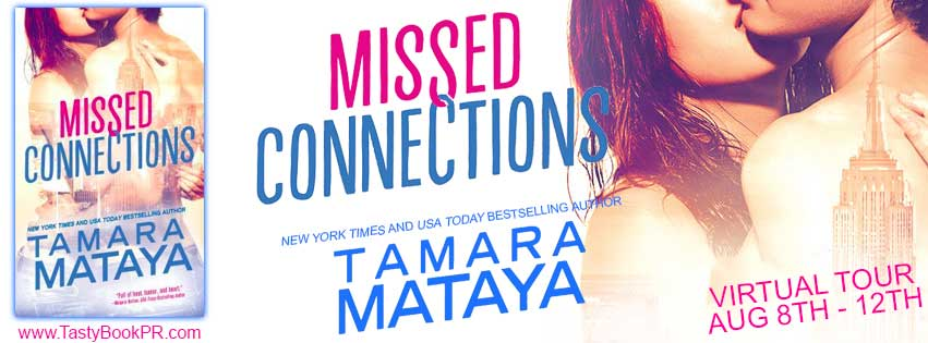 Missed connections book tour
