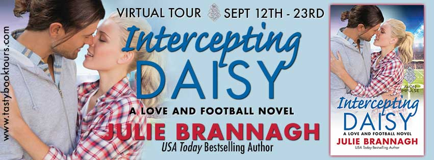 Intercepting Daisy book tour