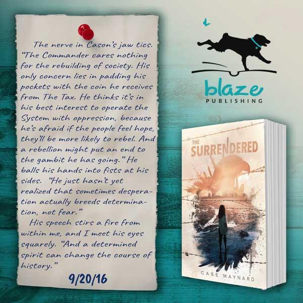 Surrendered excerpt