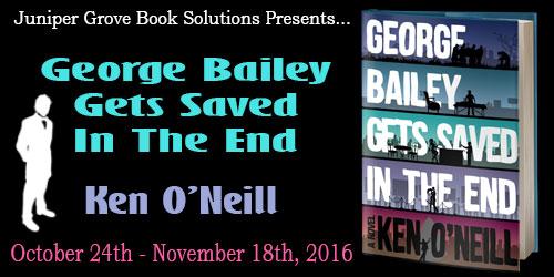Ken ONeill book tour