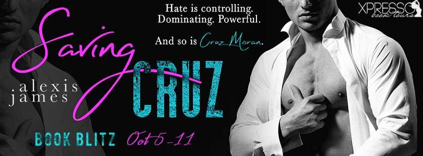 Saving Cruz book banner