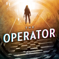 The Operator blog tour