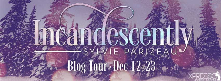 Incandescently blog tour banenr