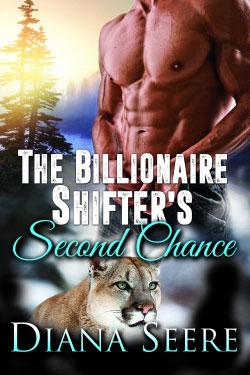 The Billionaire Shifter cover