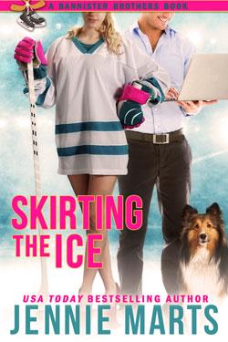 Skirting the Ice Jennie Marts
