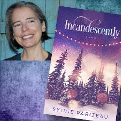 Sylvie Parizeau book tour