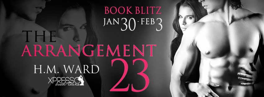 Arrangement blog tour