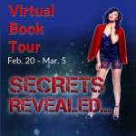 Now accepting blog tour hosts for Secrets Revealed