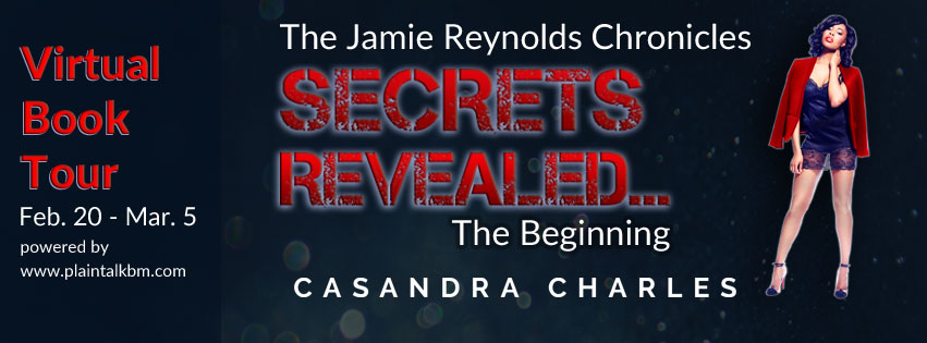 Secrets revealed blog tour