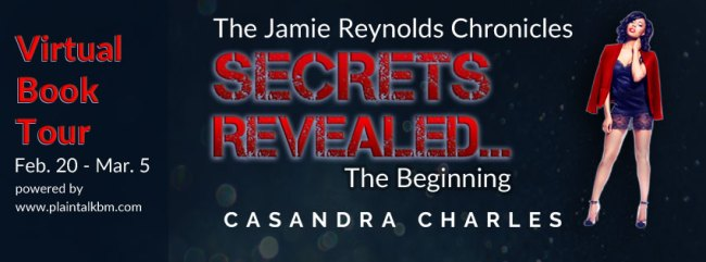 Secrets revealed blog tour