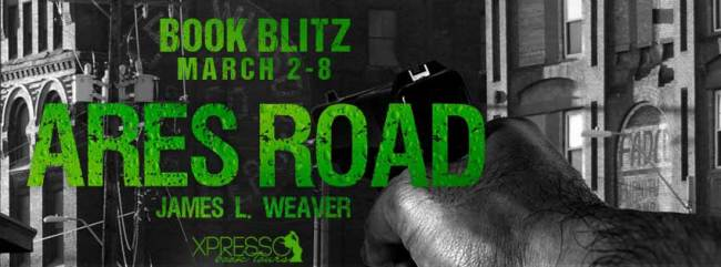 Ares Road book tour