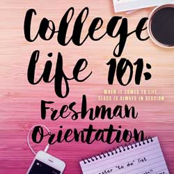 College Life blog tour