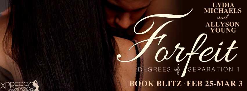 Forfeit blog tour
