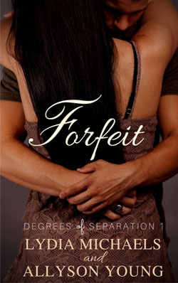 Forfeit book cover