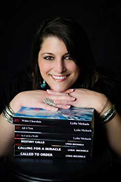 Lydia Michaels author
