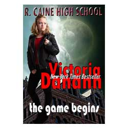 Victoria Danann blog tour icon
