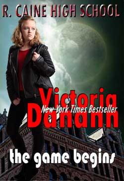 Victoria Danann book