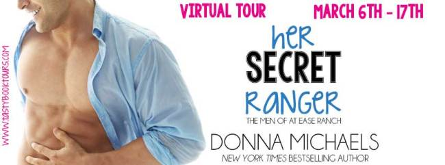 Donna Michaels blog tour banner
