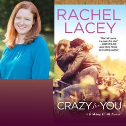 Rachel Lacey book tour