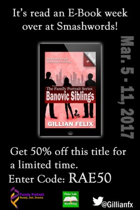 Banovic Siblings Smashwords special