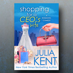 Julia Kent CEO blog tour