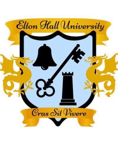 Elton Hall Crest